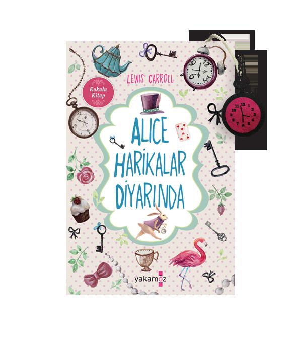 ALICE HARİKALAR DİYARINDA & ALICE AYNANIN İÇİNDE